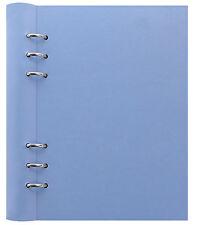 Filofax A5 Ablagemappe Pastel Vista Blau Nachfüllbar Notizbuch Ordner