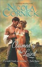 Claimed by the Laird by Nicola Cornick (2014, Paperback)