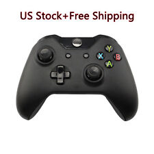 New Black Wireless Game Remote Controller for Microsoft Xbox One Console