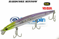 NEW DUEL HARDCORE MINNOW 170mm FLOATING COLOR: KVLH MADE IN JAPAN