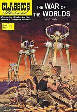 The War of the Worlds (Classics Illustrated) by Wells, H.G.
