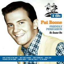 Friendly Persuasion: His Greatest Hits - Pat Boone (2013, CD NIEUW)