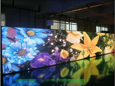 New 11.75ft x 6.6ft 16:9 P8 RGB Full Color OutDoor LED Sign Display Ship By Sea