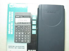 CALCULADORA CIENTIFICA CASIO FX-500A EQUATION CLASICA DISPLAY DE 10 DIGITOS,