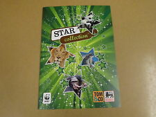 VERZAMELMAP WWF TOM & CO KOMPLEET INCL 40 CARDS / STAR COLLECTION