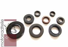 Geniune Honda motor oil seal set - XR 600 R - PE04 -'85-'87