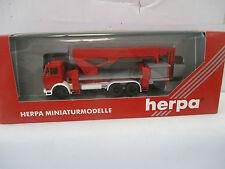 Herpa 1:87 Feuerwehrfahrzeug Schnäppchen  siehe Foto WS7176