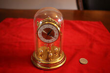 Antique Clock Mechanical Wind made in West Germany