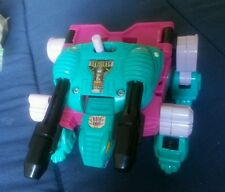 Transformers G1 SEACON SNAPTRAP 1988 EXCELLENT
