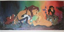 Lion King Limited Edition Lithograph by Eric Robison