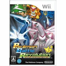 Used Game Wii Pokemon Battle Revolution (Japan import)