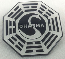LOST - Dharma Institution Logo - Cult TV Series - Enamel Pin - J. J. Abrams