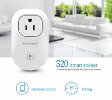 Orvibo wiwo-S20 Power For Smart phone Smart Socket Wi-Fi timming UK Wall Plug