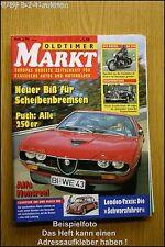Oldtimer Markt 2/94 Citroen 11 CV Alfa Montreal Puch