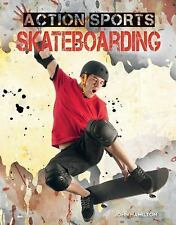 Skateboarding (Action Sports (Abdo))-ExLibrary