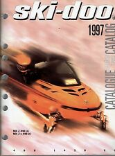 1997 SKI-DOO MX Z 440 LC & MX Z X 440 LC  PARTS MANUAL P/N 480 1430 00  (512)