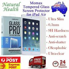 Momax Pro+ 9H Hardness Tempered Glass Screen Protector Film for Apple iPad Air