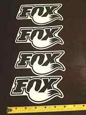 NEW Fox Fork Decals Sticker Shox Shock Coil Air 40 36 Bypass Bump 6x3 Hat Shirt