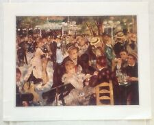 Pierre Auguste Renoir 'Le Moulin de la Galette' Print Beechwood Publications
