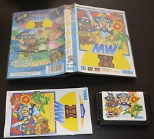 WONDER BOY 5 V MONSTER WORLD III 3 - ACTION/ADV - SEGA MEGADRIVE IMPORT JAPAN