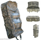 NEW Blackhawk! Load Out Deployment Wheeled Military Bag Survival Gun Camo ACU