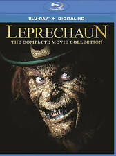 Leprechaun: The Complete Collection (Blu-ray/Digital HD, 2014) NEW w/ Slipcover