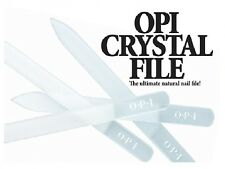 OPI Crystal Nail File                        PERFECT FOR UV GEL POLISH
