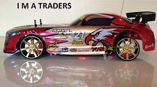 Bmw Z4 Estilo Firebird 4wd Drift Radio Control Remoto Auto Rc Drift Car 1:10 Escala