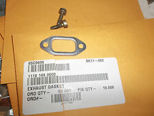 Stihl OEM Muffler Exhaust Gasket Screws (2) 028 026 260 024 1118-149-0600 GL-1A2