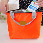 Groovy Thermal Insulated Waterproof Lunch Box Picnic Tote Storage Carry Bag