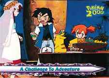 POKEMON THE MOVIE 2000, THE POWER OF ONE, TOPPS CARD # 27 IN NEAR MINT CONDITION