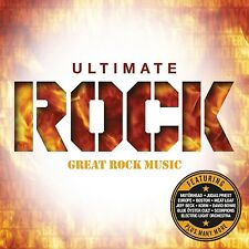 ULTIMATE...ROCK 4 CD NEU