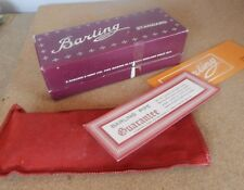 Empty Barling 3109 Pipe box and papers , NO PIPE EMPTY BOX