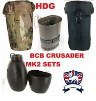 BRITISH ARMY BCB CRUSADER MK2 DRAGON COOKING COOKER MUG STOVE OSPREY BOTTLE