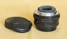 Vivitar wideangle 28/2.8 28mm MC  Japan manually prime wide lens f. Pentax K CLA