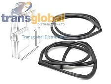 Land Rover Defender Pair of Front Rubber Door Seals - Bearmach - BR 1037 38