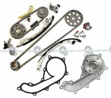 05-13 TOYOTA 4RUNNER 2.7L DOHC 16V 2TRFE ENGINE TIMING CHAIN + WATER PUMP KIT