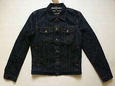 NWT Burberry Brit Skipper Denim Jacket (Mid Indigo;  M) US$495