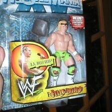 WRESTLEMANIA XV FULLY LOADED B.A. BILLY GUNN MOC