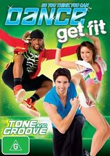 So You Think You Can Dance - Get Fit : Tone And Groove (DVD, 2009)