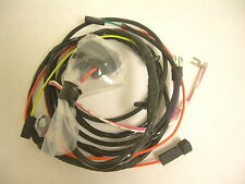 1965 1966 Impala Belair Biscayne Engine Wiring Harness 283 327 with Gauges SS
