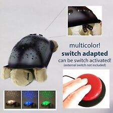 Switch Adapted Toy Turtle Light sensory color snoezelen special needs autism dis