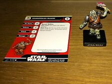 Star Wars Miniatures Gamorrean Guard, Promo re-paint