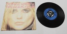 "Debbie Harry French Kissin 7"" Single - VVG"