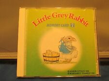 Janome Sewing Machine Embroidory Memory Card # 7 Little Grey Rabbit