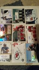 Inventory blowout!!  GAME USED JERSEY AUTO # RC LOT