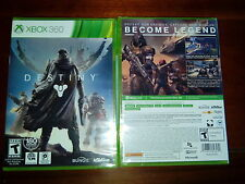 Destiny  (Xbox 360, 2014) Brand  New Sealed