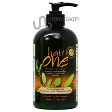 Hair One Cleanser Conditioner Color Treated Hair (Jojoba) 12oz w/ FREE Nail File