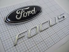 FORD FOCUS 2010 trunk emblem badge OEM Factory Genuine Stock