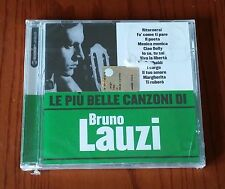 LE PIU' BELLE CANZONI DI BRUNO LAUZI - CD SIGILLATO (SEALED)